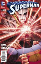 Superman (2011) #35 VF/NM John Romita Jr Regular Cover The New 52!