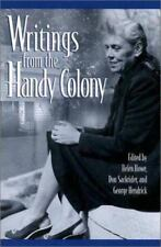 Writings from the Handy Colony by Howe, Helen