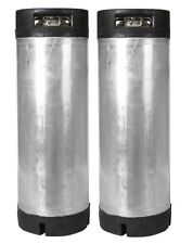 5 Gallon Ball Lock Kegs Reconditioned Two Pack - Homebrew Beer - Free Shipping