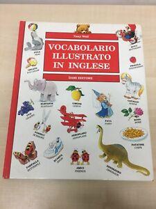 LIBRO VOCABOLARIO ILLUSTRATO IN INGLESE GALLI ILL. TONY WOLF DAMI 1991