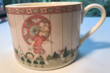Minton Vintage Fine Bone China Golden Days China Cup 1987