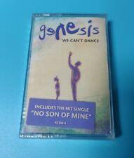 Genesis We Cant Dance Sealed Cassette Tape 1991 Atlantic Records