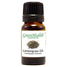 10 ml Lemongrass Essential Oil (100% Pure & Natural) - GreenHealth