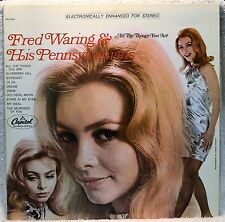Fred Waring & His Pennsylvanians All the Things You Are LP NM Vinyl Stereo Orig