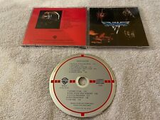 VAN HALEN S/T ORIGINAL TARGET CD MADE IN WEST GERMANY RARE OOP