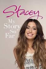 My Story So Far, Stacey Solomon Hardback Book 2011 Autobiography
