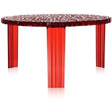 Kartell 8500ro T-table (petit Modèle