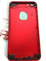 iPHONE 6S+Plus BACK REAR BATTERY COVER HOUSING Red ORIGINAL QUALITY