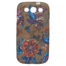 Oilily Cas De Téléphone Portable Sea of Flowers Samsung Galaxy SIII Case Bronze