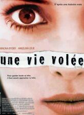 Affiche Pliée 120x160cm UNE VIE VOLÉE (1999) Winona Ryder Angelina Jolier NEUVE