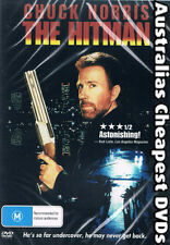 The Hitman DVD NEW, FREE POSTAGE WITHIN AUSTRALIA REGION ALL