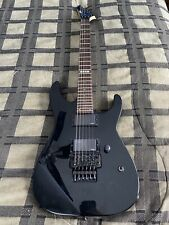 ESP Guitars E-II M-II Neck Thru Electric Guitar, Rosewood Fingerboard, Black