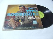 Tito Rodriguez – From Tito Rodriguez With Love-Disco Vinile 33 Giri LP USA 1964