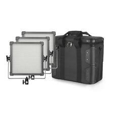 F&V K4000 LED Studio Light 3er Set + Tasche 5600K Tageslicht Videoleuchte Licht