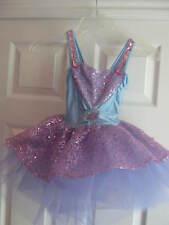 NEW Gorgeous Lavender & Blue Tutu princess tutu from Revolution Child size small
