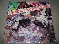JOHN MAYALL Roadshow Blues Band RARE SEALED New Vinyl LP 1982 SN-7209 RE HoleCut