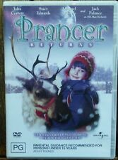 PRANCER RETURNS    R4  DVD   John Corbett, Stacy Edwards, Michael O'Keefe  (794)