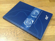 Libro Book MONTBLANC Watch Collection 2012/2013 - Spanish - General Catalogue