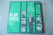 "ALAN PRICE(ANIMALS)""I PUT ASPELL ON YO-disco 45 giri DECCA Italy 1966""BEAT UK"