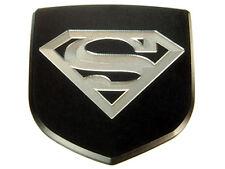 New Dodge Neon & Magnum Custom Front Car Hood Grille Emblem Badge - Superman
