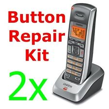 2X- Easiest Keypad Button Repair Uniden DECT2080-x DECT2085-x DECT2085-4WX (two)