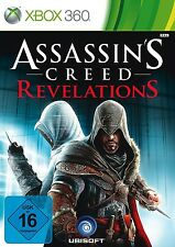 Costumi assassins Assassin 's Creed Revelations per Microsoft XBOX 360 NUOVO/scatola originale/tedesco