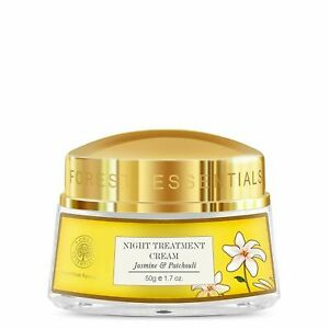 Forest Essentials Night Treatment Cream Jasmine And Patchouli 50 gm