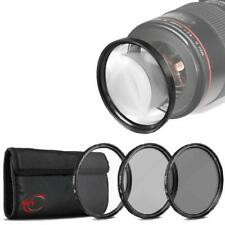52MM UV, CPL, ND Lens Filter Kit for Sigma 30mm f/1.4 DC DN Contemporary Lens