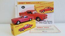Dinky Toys Atlas - Alfa Romeo 1900 Super Sprint