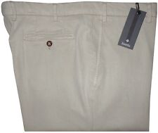 $295 NEW ZANELLA CURTIS SOFT VINTAGE WASH LIMESTONE SLIM FIT KHAKIS PANTS 38 39