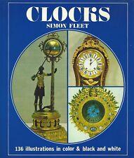 CLOCKS by Simon Fleet - 1961 1st. Edition Hardbound 136 illustration - PRISTINE