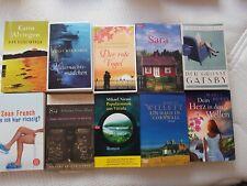 ??Bücherpaket 10 Bücher Roman ? Frauenliteratur Frauenromane Liebe, Romantik?