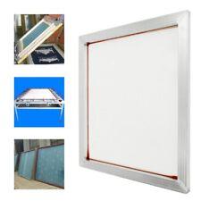 Screen Printing Print Aluminium Frame White 110 Mesh Count Silk Art 24''X20''