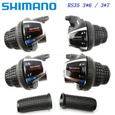 Shimano RevoShift SL-RS35 Bicycle Twist Grip Shifter Set 6/7 Speeds 18/21 Speeds