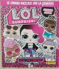 Album Figurine PANINI LOL Surprise Let's Be Friend Collection L.O.L. 27 bustine