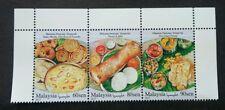 Malaysia Indian Festival Food 2017 Diwali (setenant stamp) MNH *unissued Rare