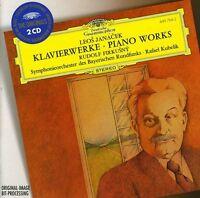 Rudolf Firkusny, L. Janacek - Piano Works [New CD]