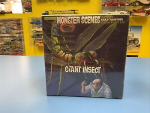 "MOEBIUS  MONSTER SCENES GIANT  INSECT MODEL  KIT #643 ""NEW"""