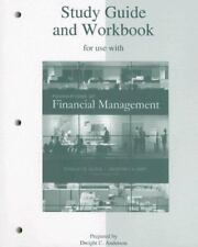 NEW - Study Guide and Workbook to accompany Foundations of Financial Management