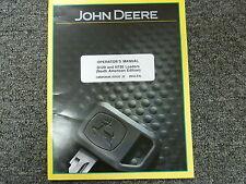 John Deere Models D120 Amp H120 Front End Loaders Owner Operator Manual Omw54640