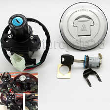 for Honda FMX650 05-06 05 CB250 Gas Cap Cover Ignition Switch Set Lock Key Set