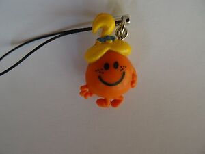 Little Miss Curious from Mr Men & little miss danglers and keychain phone charm