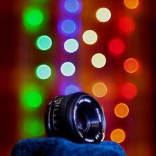 """BUBBLE BOKEH"" FUJIFILM FUJINON 55mm f2.2 M42 lens 601920 - Fits digital"