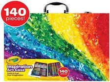 Crayola Inspiration Art Case Coloring Set, Kids Indoor Activities At Home, 140