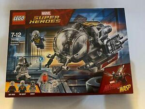 LEGO Marvel Super Heroes 76109 Erforscher des Quantenreichs NEU & OVP