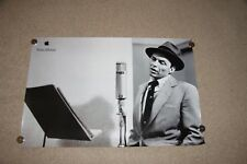"Frank Sinatra Apple Think Different Poster - Size 36""x 24"""
