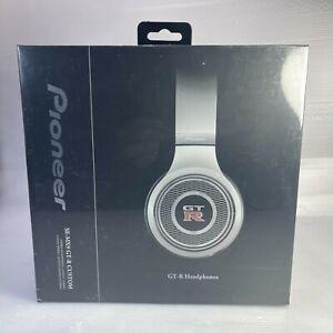 PIONEER SE-MX9 Nissan GTR R34 Custom Stereo Headphones Ltd 250 pcs only Japan