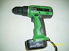 Hitachi DS12DVF Cordless Drill 12v Drill with Battery