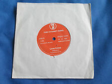 Cygnet Ring The. Love Crime North South Records ‎– NS002 UK 7inch 45 Single