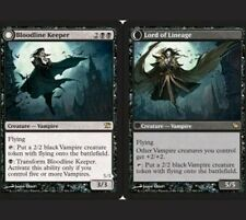 1x Bloodline Keeper // Lord of Lineage MTG Regular NM, English Innistrad